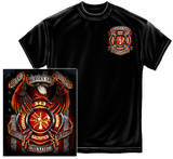 Firefighter - True Hero's Shirts