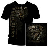Marine Crest Elite Breed T-Shirt