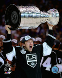 LA Kings Tyler Toffoli with the Stanley Cup Game 5 of the 2014 Stanley Cup Finals Photo