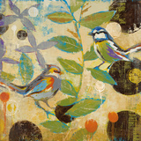 Flew the Coop II Prints by Liz Jardine