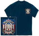 Firefighter - American Made T-shirts