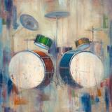 Trommels en drumstellen Poster van Joseph Cates