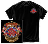 Firefighter - Badge of Honor Shirts