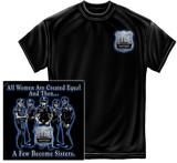 Police Sisterhood T-shirts