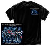 Juniors: Sisterhood Firefighter T-Shirt