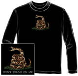 Long Sleeve: Don't Tread On Me T-Shirt