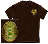 Firefighter - Irelands Bravest T-Shirt