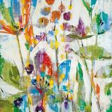 Lily Pond Park Print by Elizabeth Jardine