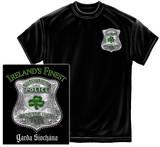 Police - Garda Ireland Finest T-Shirt