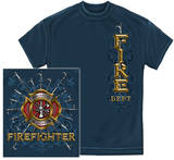 Firefighter Pikes T-shirts
