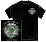 Firefighter - Garda Ireland Bravest Shirts