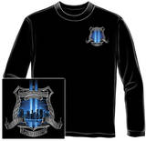 Long Sleeve: Police - After Math High Honors Shirts