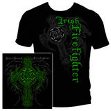 Firefighter Irish Dragon Shirts