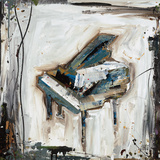 Imprint Piano Prints by Kelsey Hochstatter