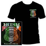 Elite Breed Irish American Police Shirt