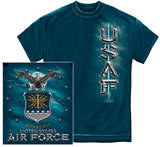 Air Force - USAF Missle T-Shirt