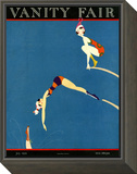 Vanity Fair Cover - July 1921 Framed Print Mount by Fish A.H.