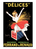Ferrand and Renaud Prints by Leonetto Cappiello
