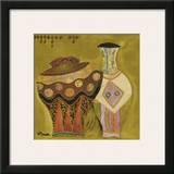 Moroccan Ceramics IV Prints by Valérie Maugeri