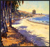 Refugio Beach Prints by John Comer