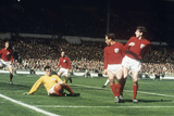 1966 World Cup Final: England vs West Germany Photographic Print