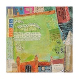 The Green 2012 Giclee Print by Sylvia Paul