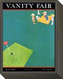 Vanity Fair Cover - June 1920 Framed Print Mount by Jr., John Held