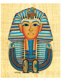 Mask of Tutankhamun Prints