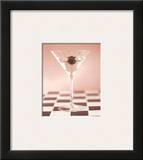 Pink Martini Prints by Lorie Miles