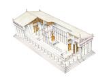 Parthenon, Athens Giclee Print by Fernando Aznar Cenamor