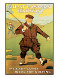 Great Eastern Railway Poster