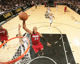 2014 NBA Finals Game One: Jun 5, Miami Heat vs San Antonio Spurs - Ray Allen Photo by Nathaniel S. Butler