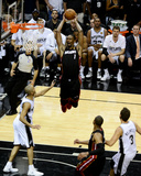 2014 NBA Finals Game Five: Jun 15, Miami Heat vs San Antonio Spurs - Chris Bosh Photo by Garrett Ellwood