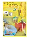 Alternative Renewable Energy Posters