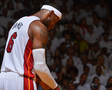 2014 NBA Finals Game Four: Jun 12, Miami Heat vs San Antonio Spurs - Lebron James Photo by Jesse D. Garrabrant