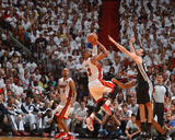2014 NBA Finals Game Three: Jun 10, Miami Heat vs San Antonio Spurs - Dwayne Wade Photographic Print by Jesse D. Garrabrant