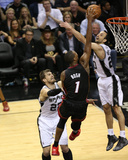 2014 NBA Finals Game Five: Jun 15, Miami Heat vs San Antonio Spurs - Chris Bosh Photo by Joe Murphy