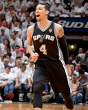 2014 NBA Finals Game Three: Jun 10, Miami Heat vs San Antonio Spurs - Danny Green Photographic Print by Andrew Bernstein