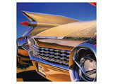 Cadillac Eldorado '59 Affiches par Graham Reynold