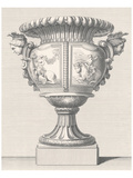 Vase de Marbre I Affiches par Antonio Coradini