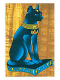 Cat-Headed Goddess Bastet Prints