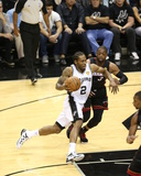 2014 NBA Finals Game Five: Jun 15, Miami Heat vs San Antonio Spurs - Kawhi Leonard Photo by Joe Murphy
