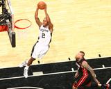 2014 NBA Finals Game Five: Jun 15, Miami Heat vs San Antonio Spurs - Kawhi Leonard Photo by Nathaniel S. Butler
