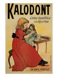Kalodont, Creme Dentifrice a la Glycerine Posters