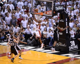 2014 NBA Finals Game Three: Jun 10, Miami Heat vs San Antonio Spurs - Ray Allen Photo by Noah Graham
