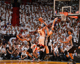 2014 NBA Finals Game Three: Jun 10, Miami Heat vs San Antonio Spurs - Dwayne Wade Photo by Jesse D. Garrabrant