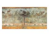 Pompeian Art, Garden Fresco I Poster