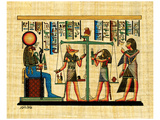 The Hall of Judgement Prints