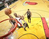 2014 NBA Finals Game Four: Jun 12, Miami Heat vs San Antonio Spurs - Chris Bosh Photo by Nathaniel S. Butler