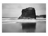Coastal Rocks in Oregon Affischer av Shane Settle